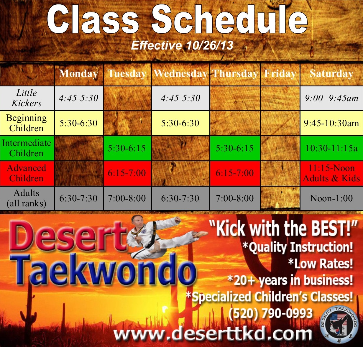 2013 NEW schedule Oct 2013 web crop