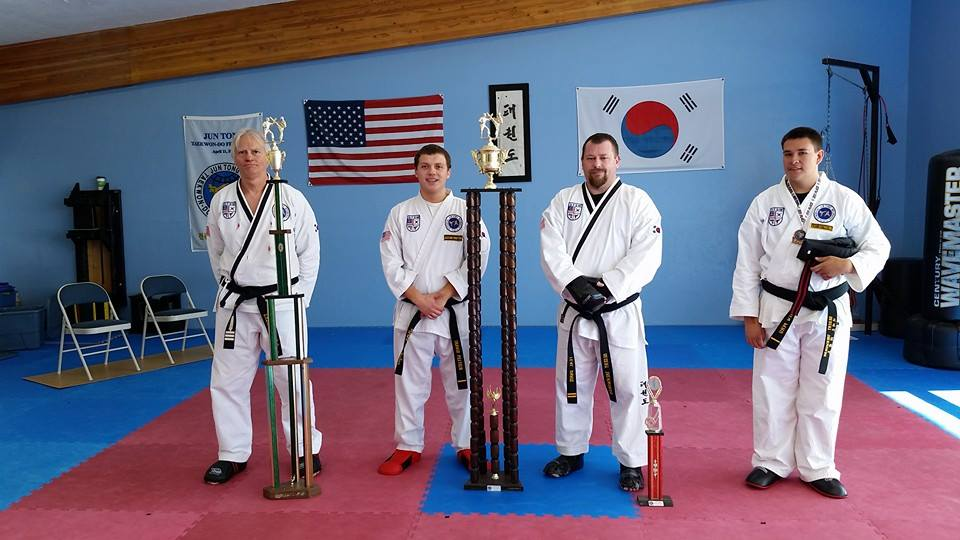 black belt guys