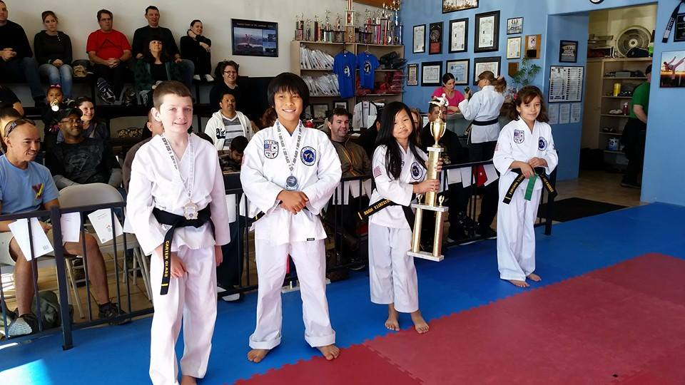 happy black belts