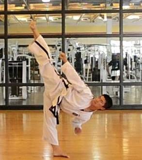 Hu side kick